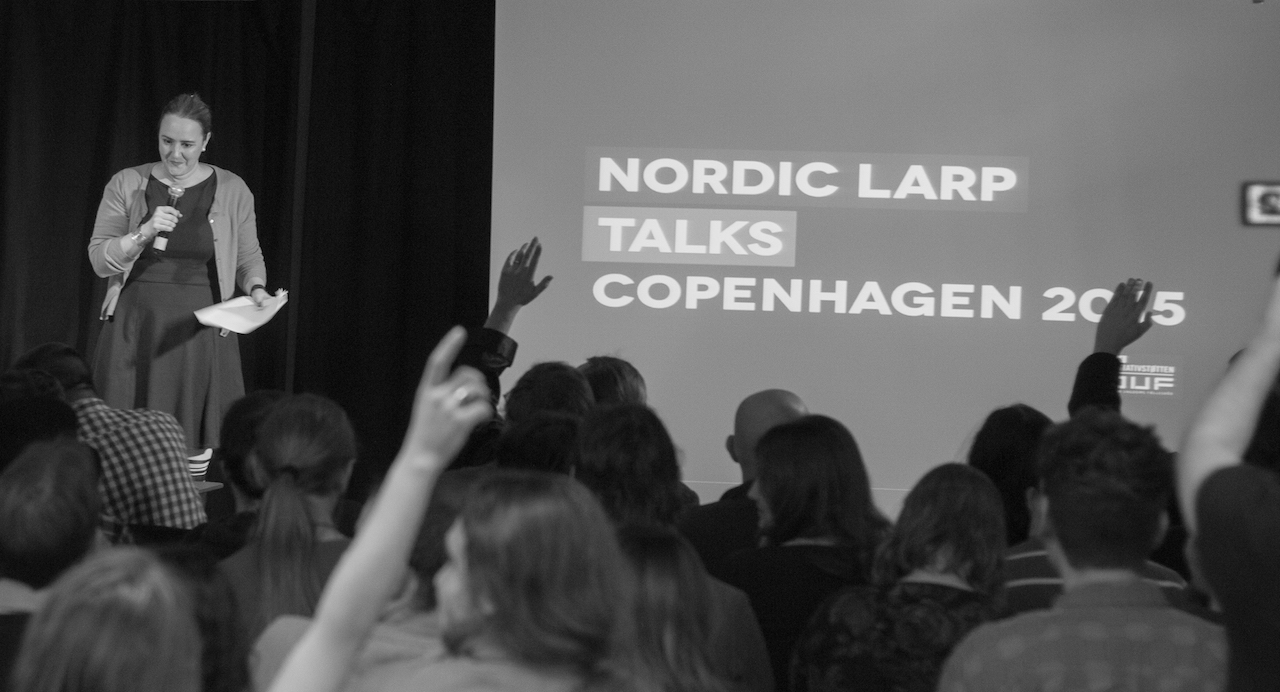 Nordic Larp Talks 2015